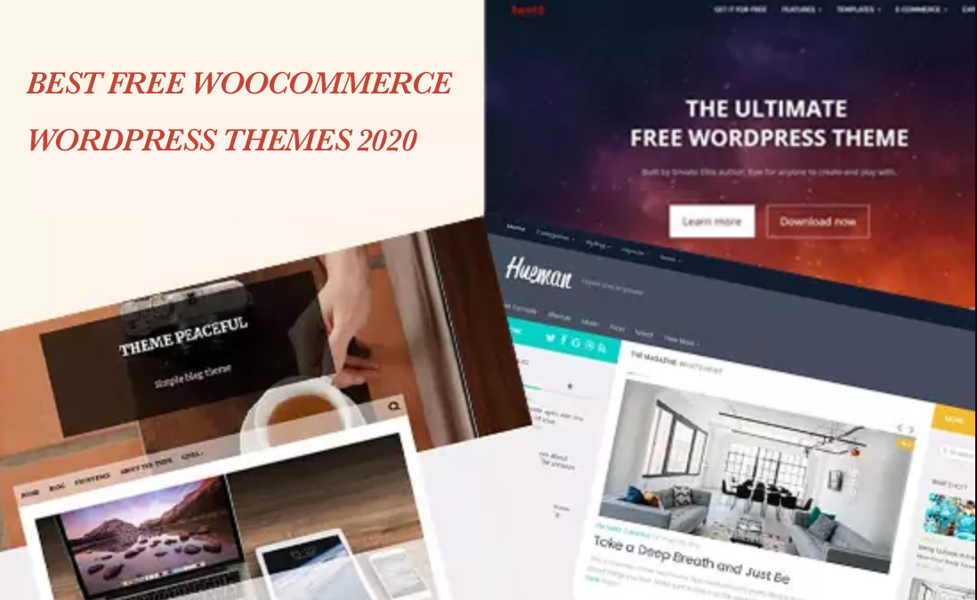 Best Free WooCommerce WordPress Themes 2020