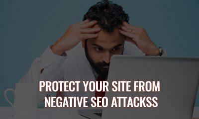 Negative SEO Attacks