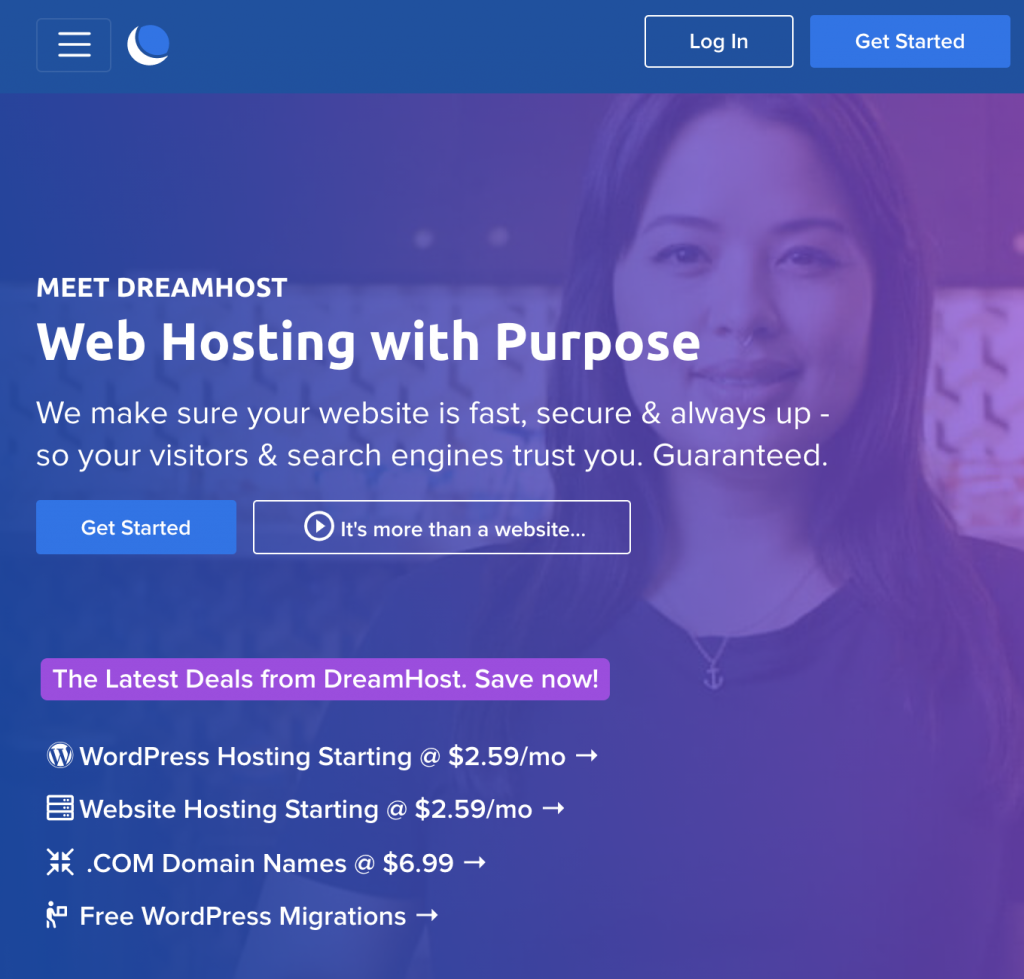 About Dreamhost