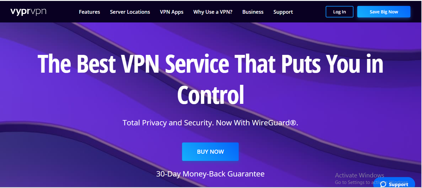 Review of VYPRVPN