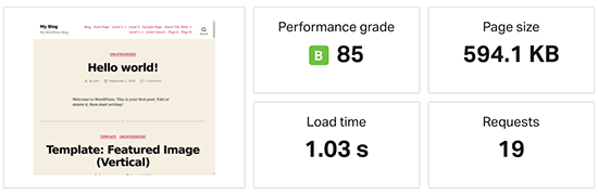The HostGator Performance Test
